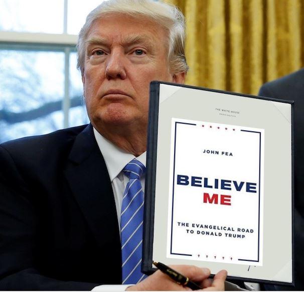 Trump Beleive me