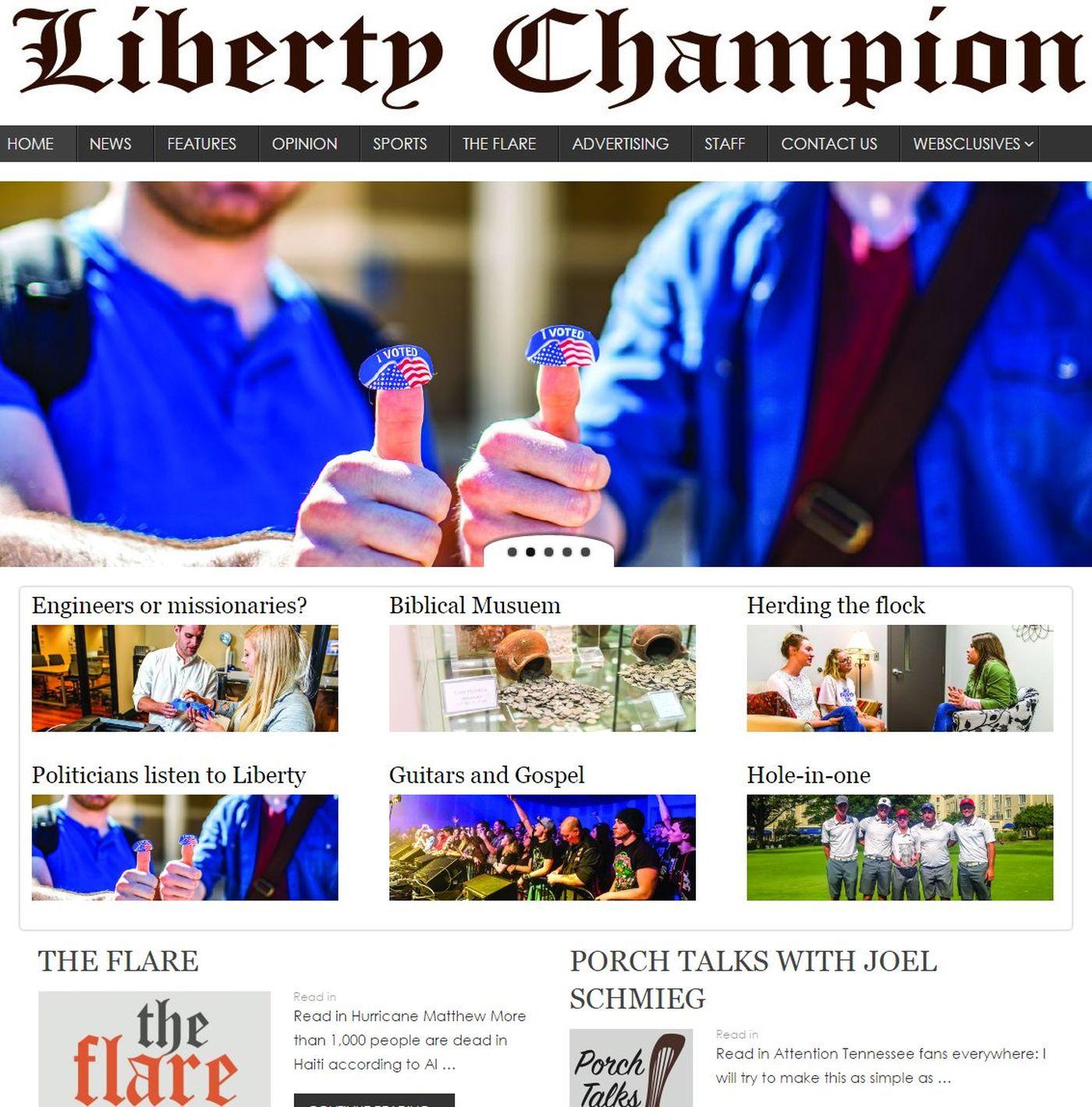 Liberty Champ