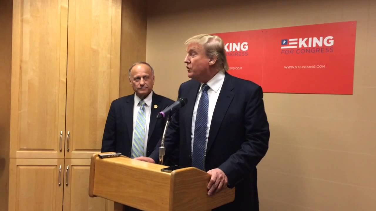 King and trump