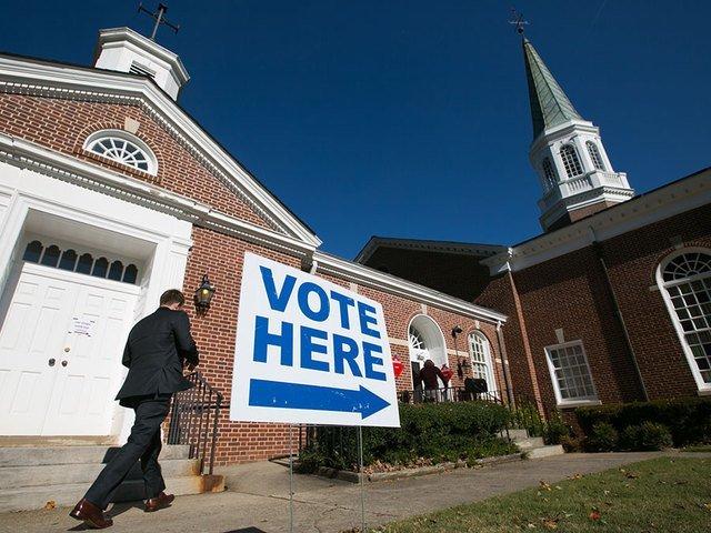 Vote church